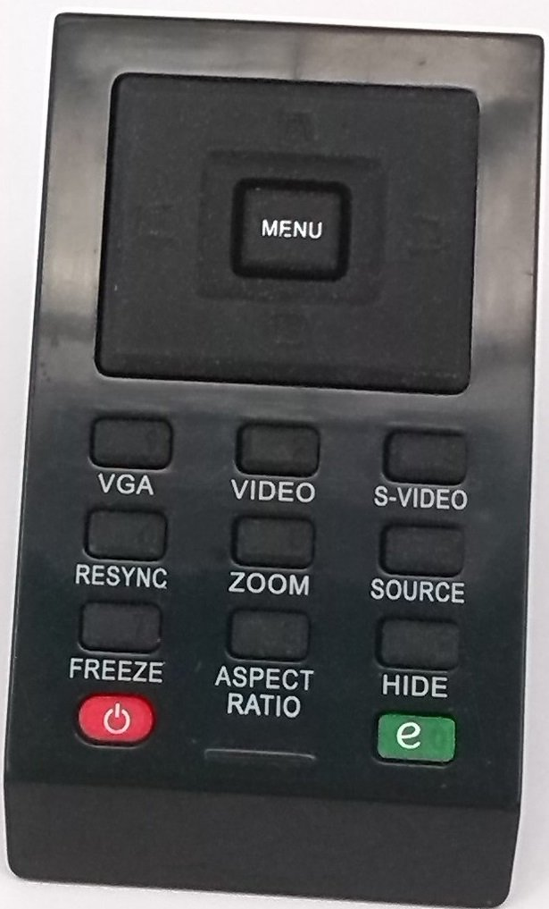 Brand New Top Quality Projector Replacement Remote For ACER X1161P Projector 200 Days Warranty