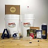 Beer. Simply Beer. Beer Brewing Starter Kit with Pale Ale Recipe Kit