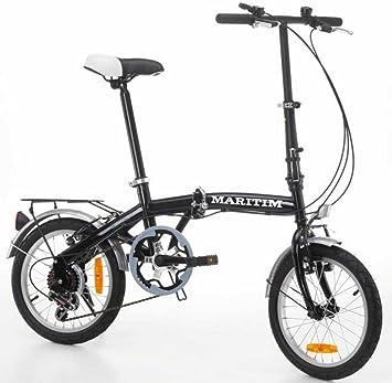 Bicicleta plegable nautica