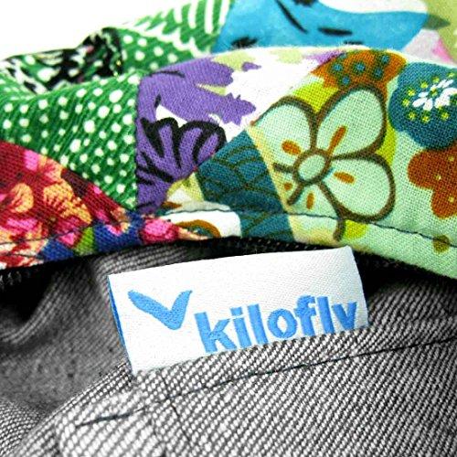 kilofly - Bolso al hombro para mujer One Size s6