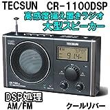 AM/FMラジオ DSP処理高感度受信 据え置きタイプCR-1100DSP