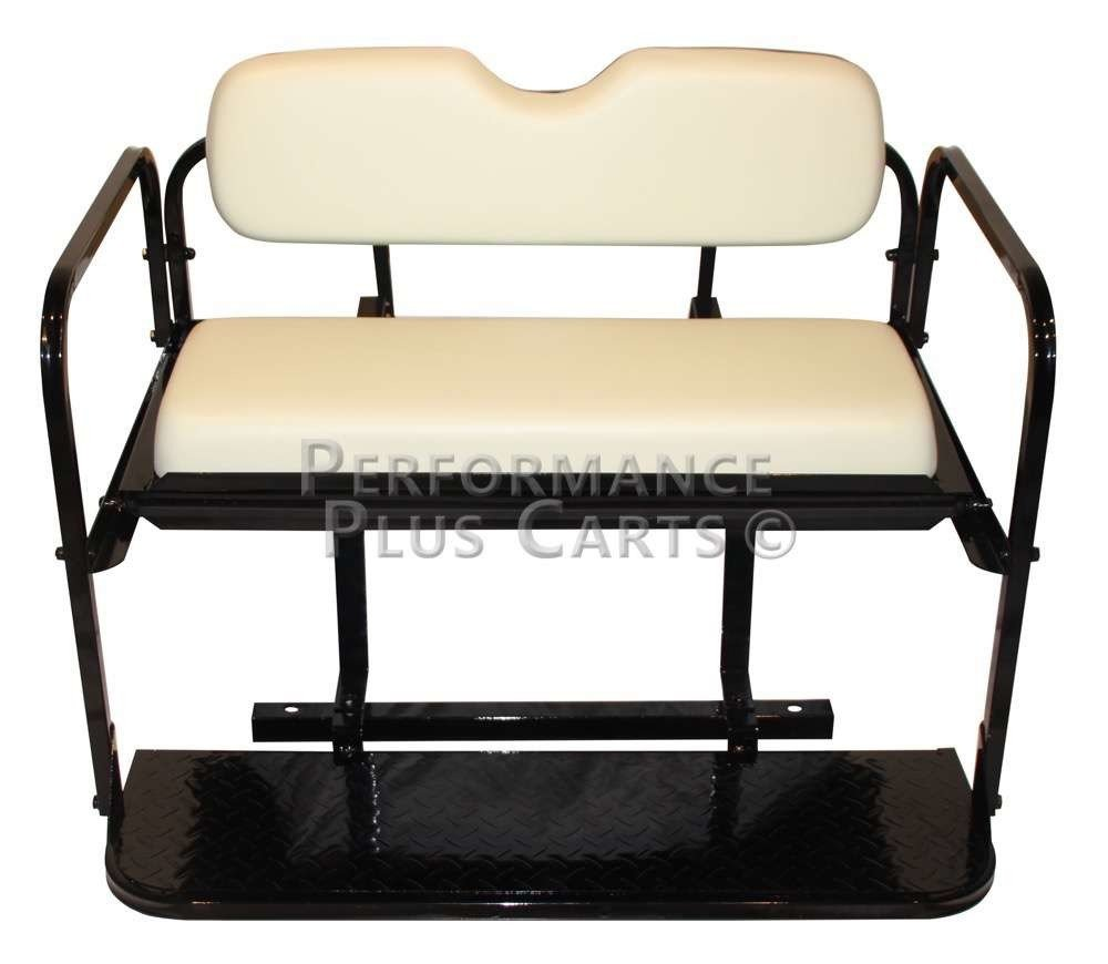 Amazon.com: Carrito de golf Asiento Trasero EZ-GO TXT ...