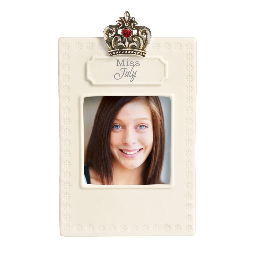 Grasslands Road Everyday Life Photo Frame, Miss July, 2.5 by 2.5-Inch by Grasslands Road