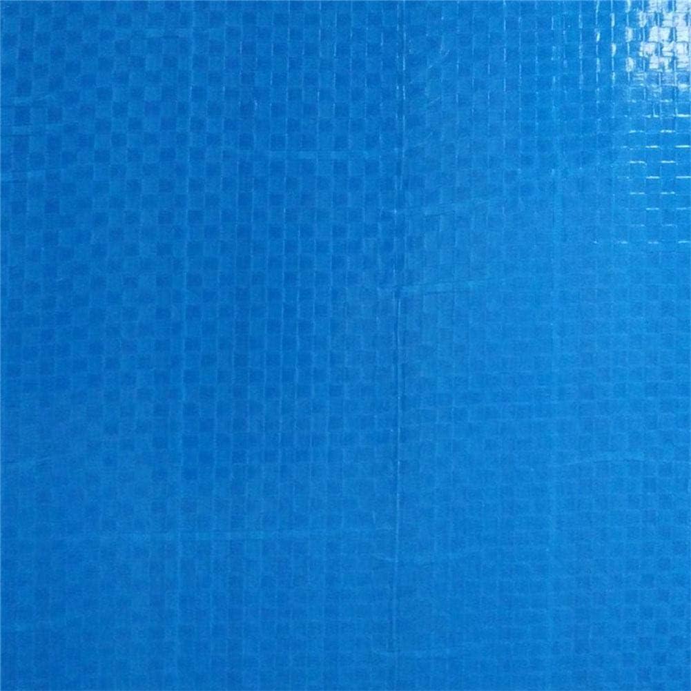 Pliable Mat/ériau Respectueux De lenvironnement HELLOO HOME B/âche De Protection Piscine Ronde Grande Couverture De Piscine Gonflable pour Ext/érieur Plage F/êtes D/ét/é 8//10//12 Pieds /Épaisseur