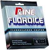 P-Line Floroice Clear Fishing Line 100 YD Spool