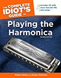 The Complete Idiot's Guide to Playing the Harmonica, 2nd Edition (Idiot's Guides)