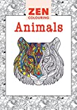 Zen Colouring: Animals