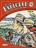img - for String Explorer, Bk 2: Violin, Book & Interactive CD book / textbook / text book
