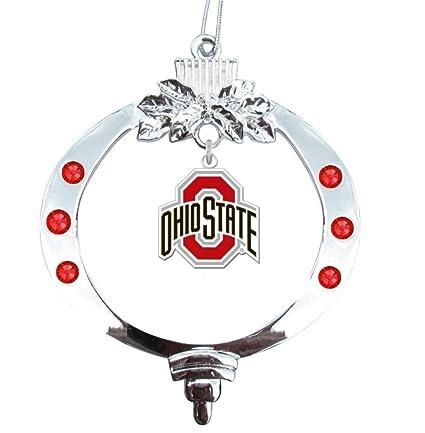 Ohio State University Christmas Ornament - Amazon.com : Ohio State University Christmas Ornament : Sports