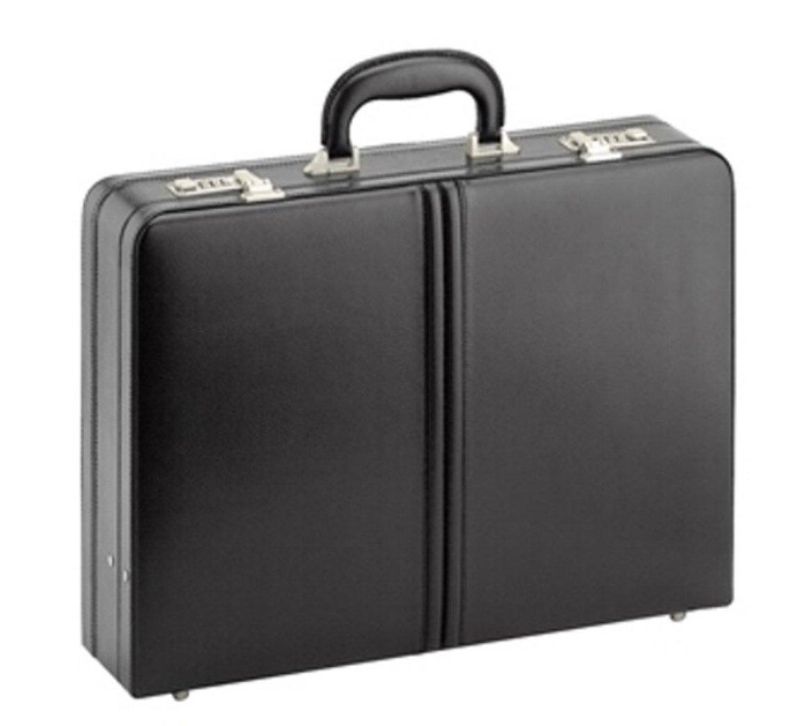 6ef3183a84920 D N - Tradition Business - Aktenkoffer - Echt Leder - 45x32x11cm +  Dehnfalte  Amazon.de  Sport   Freizeit
