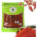 Korean Red Chili, Gochugaru, Hot Pepper Coarse Powder Flakes (1 Lb)