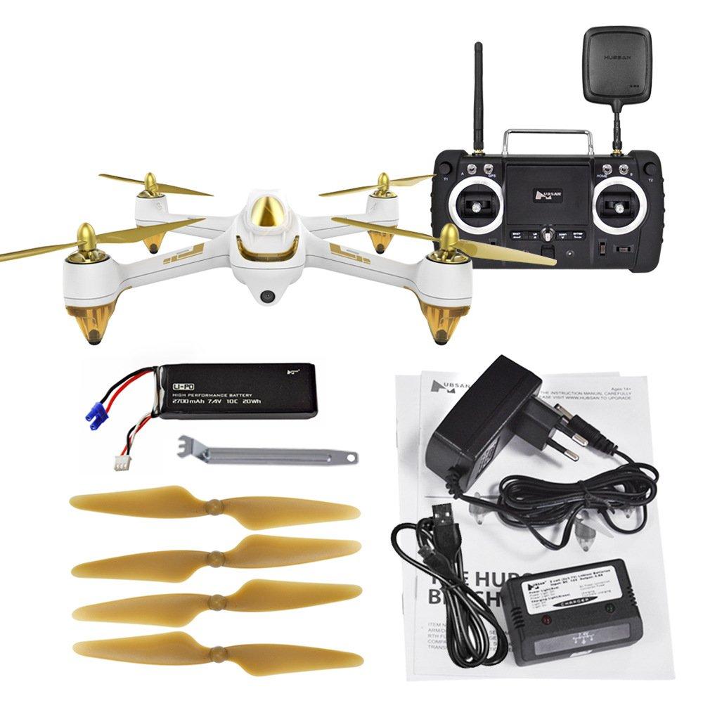 Lanlan Hubsan H501S H501SS X4 Pro 5,8 G FPV Brushless Mit 1080 P HD Kamera GPS RTF Folgen Mir Modus Quadcopter Hubschrauber RC Drone