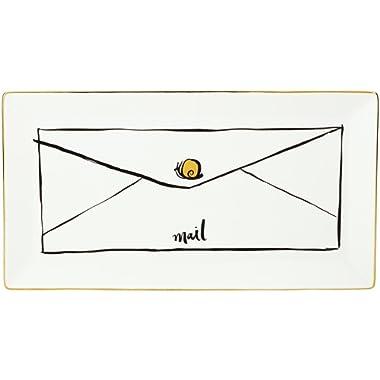 Kate Spade New York Daisy Place Snail Mail Tray