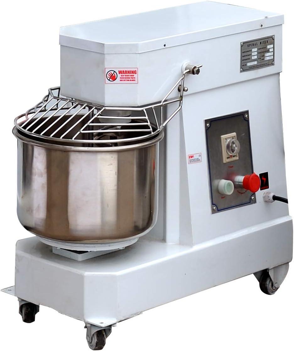 Amasadora industrial 10 litros - Maquinaria Bar Hostelería: Amazon.es: Hogar