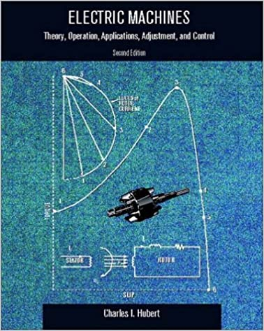 and Controls Electric Machines: Theory Operating Applications 2nd Edition