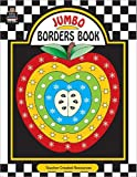 Jumbo Borders Book, Teacher Created Resources Staff, 1576900924
