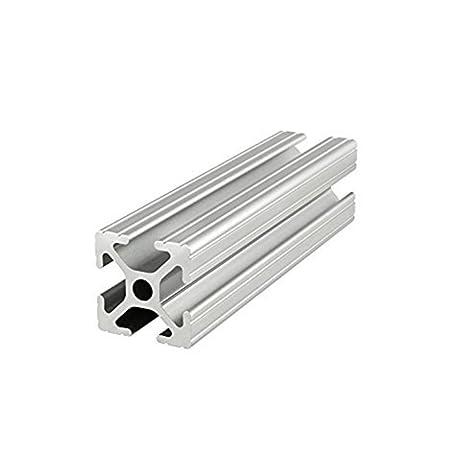 Generic Aluminium Profile 40 x 40 mm Per Mtr: Amazon in