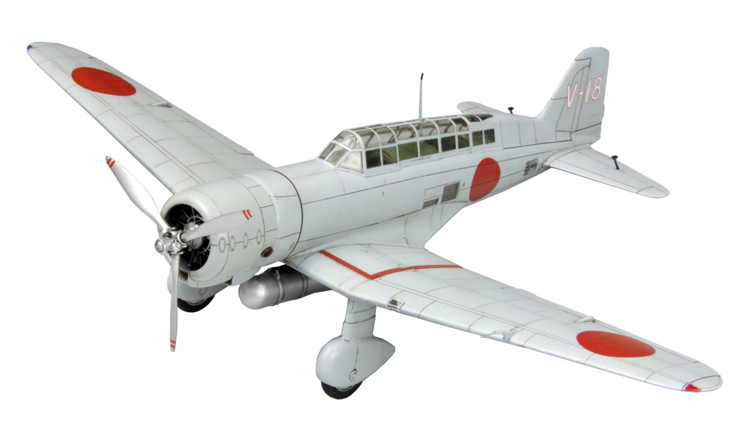 Fine molds 1/48 aircraft series Imperial Navy type 98 land reconnaissance aircraft twelve type plastic model FB24