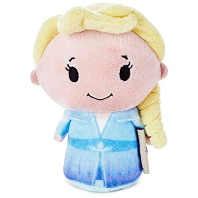 HMK itty bittys Disney Frozen 2 Elsa Stuffed Animal Special Edition: Toys & Games
