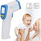 PULUZ DT8018 Infrared Thermometer Forehead Human Body Digital Laser Non-Contact Multi-Functional LED Screen Digital…