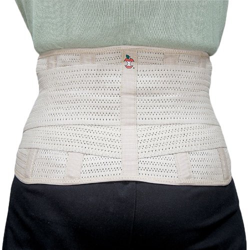 Ventilated Elastic Back Support Belt by Core Products (Core Elastic Ventilated Belt)