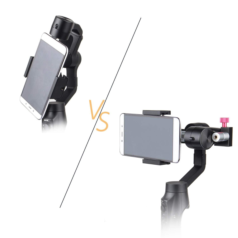 Eachshot Universal Counterweight For Zhiyun Smooth 4 Q Dji Osmo Mobile 2 Smartphone Gimbal Feiyu Vimble Evo And Other