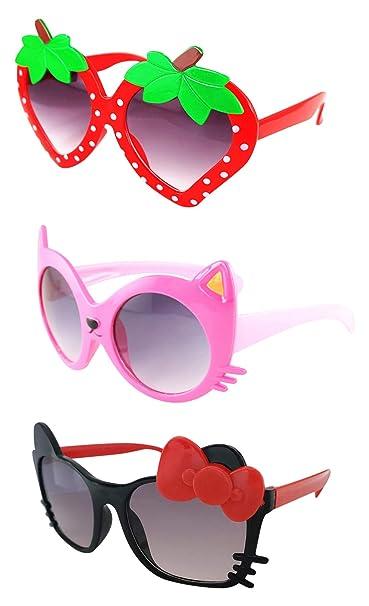 Amazon.com: FANCYKIDS - Gafas de sol para niños de 3 a 10 ...
