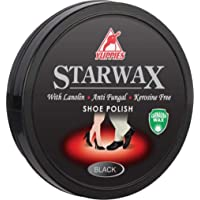 Starwax Shoe Polish Special Blend of Wax With Lanolin 100ml