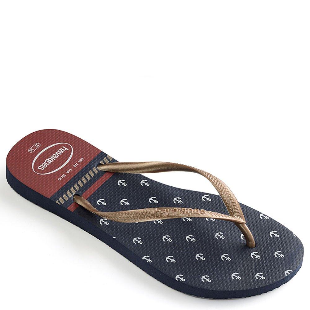 1737d8020cdc5 Havaianas Women s Slim Flip Flop Sandals