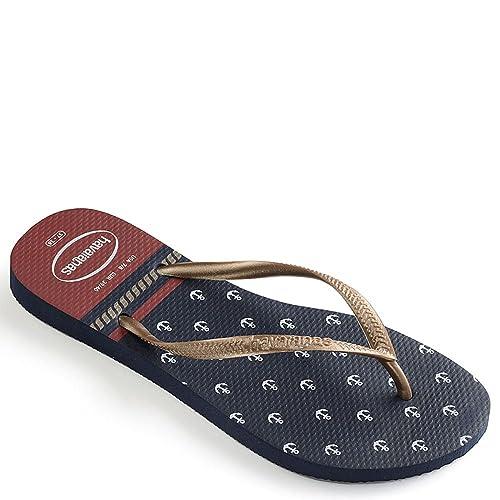 69d801a66abe Havaianas Women s Slim Flip Flop Sandals