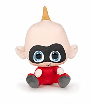 Disney Collection Peluche Los Increibles Jack (Famosa 760016540)