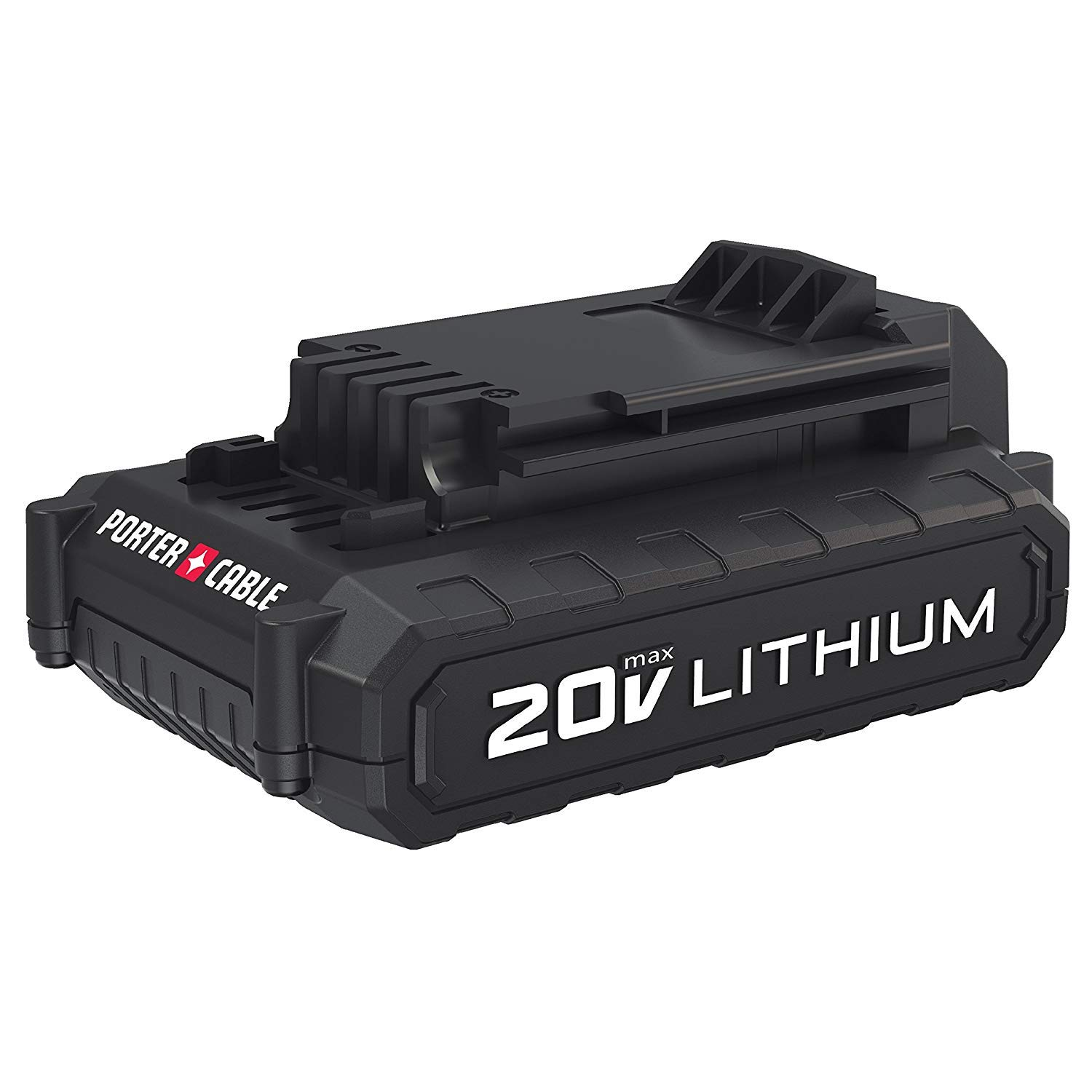 PORTER-CABLE PCC681L 20V MAX Lithium Ion Compact Battery (Pack of 3)