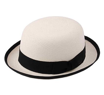 7347e0f92b73a Bailey of Hollywood - Sombrero panamá hombre Chaplin  Amazon.es  Ropa y  accesorios