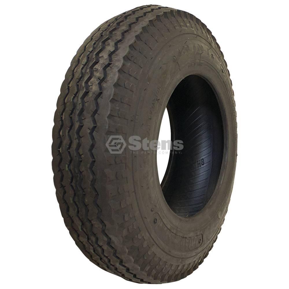 Stens 160-601 4.80x4.00-8 Trailer 2 Ply Tire