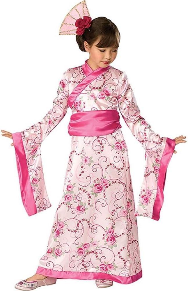 Rubies - Disfraz de geisha para niña: Amazon.es: Juguetes y juegos