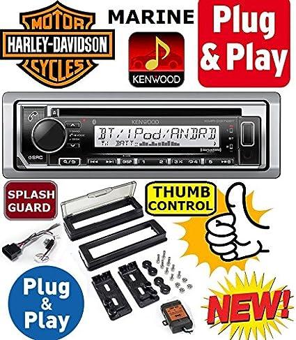 FOR HARLEY DAVIDSON PLUG AND PLAY PLUG N PLAY RADIO STEREO SYSTEMS ELECTRONICS
