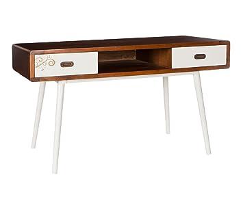 Vily s house table bureau style colonial moderne ligne barcelona