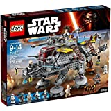 LEGO 75157 Star Wars Captain Rex's AT-TE Construction Set by LEGO