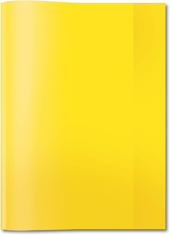 Copertina per libri e quaderni formato A4 500 fogli colori assortiti trasparenti /& Basics Carta da stampa multiuso A4 80gsm bianco confezione da 10 pezzi 1 risma Herma 19992