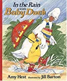 In the Rain with Baby Duck, Amy Hest, 1564025322
