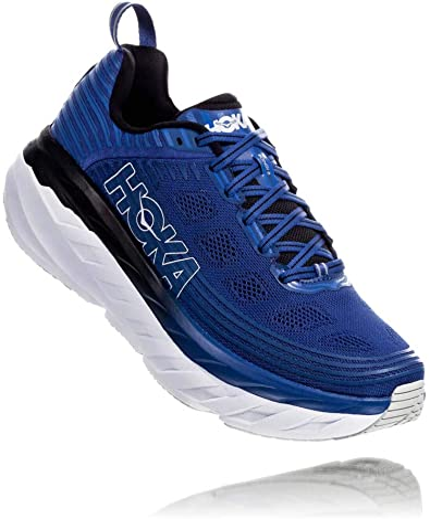 Hoka BONDI 6, Zapatillas de Running por Hombre, Azul (Galaxy Blue/Anthracite - GBAN), 45 1/3 EU: Amazon.es: Zapatos y complementos