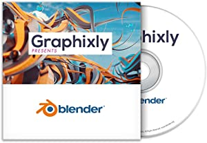 Blender 3D Software - Official Backup Disc - For Windows and Mac OS