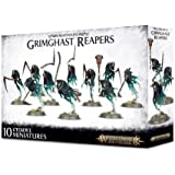 Games Workshop Warhammer AoS - Nighthaunt Grimghast Reapers