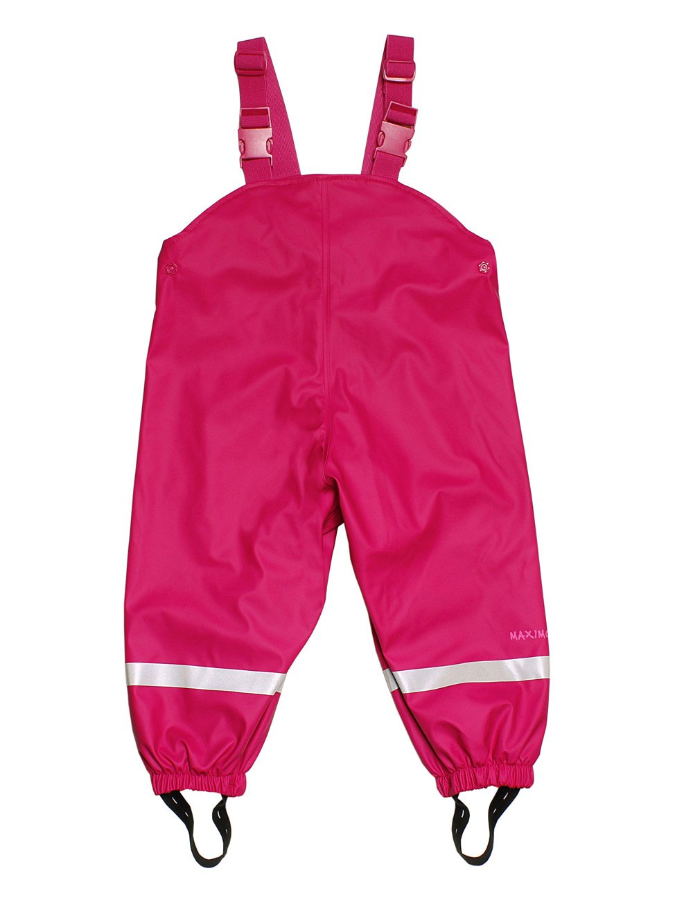 MaxiMo Regenhose Mädchen, Jerseyfutter, Pantaloni impermeabili per bambine e ragazze 46203-672100