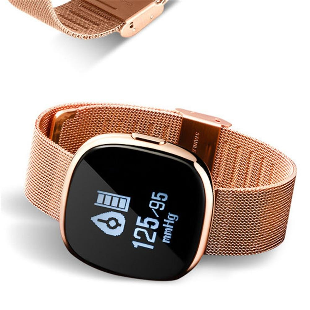 Amazon.com: Splendidsun C2 Smart Bracelet Smart Bluetooth Watch Waterproof Bracelet Step Counter: Electronics