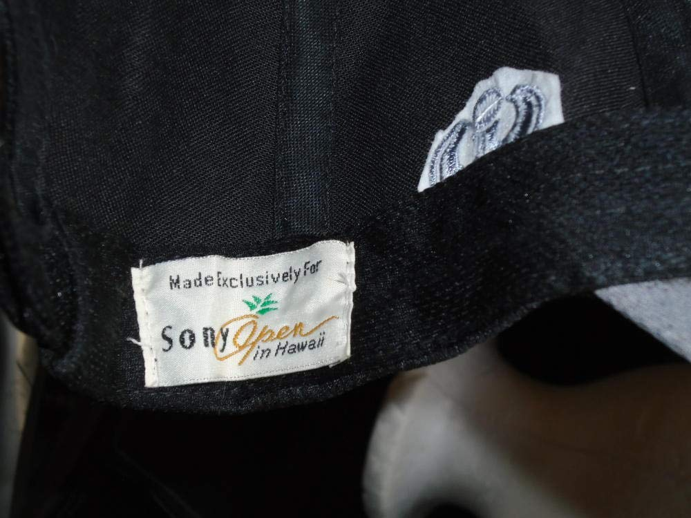 SONY OPEN IN HAWAII ADJUSTABLE STRAPBACK GOLF HAT