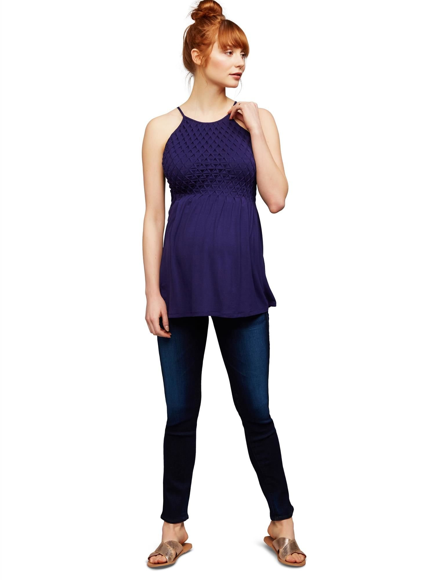 Ag Jeans Secret Fit Belly Stilt Straight Maternity Jeans