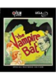 The Vampire Bat - Special Edition (The Film Detective Restored Version) [Blu-ray]