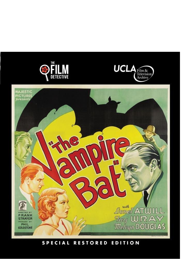 Amazon The Vampire Bat Special Edition The Film Detective