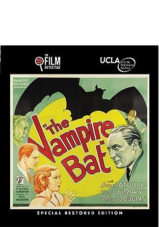 Amazoncom The Vampire Bat Special Edition The Film Detective